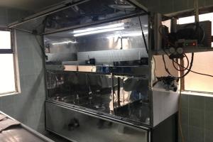 Gasilhane Onarımı ve Morg Yapımı