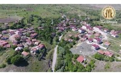 Kuş Bakışı Kayı Köyü