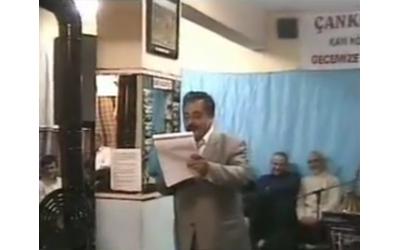 Yâren de Mustafa Ekmekçi Hocanın Kayı Köyü Şiiri - 2003